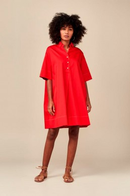 Vestido camisero Atelier Bellerose
