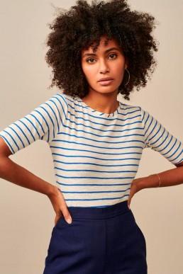 Camiseta lino Seas Bellerose