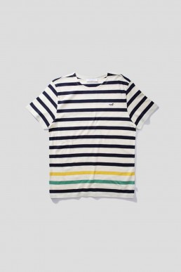 Camiseta intruder Stripes Edmmond