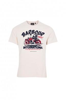 Camiseta legendary a7 Barbour Intl.