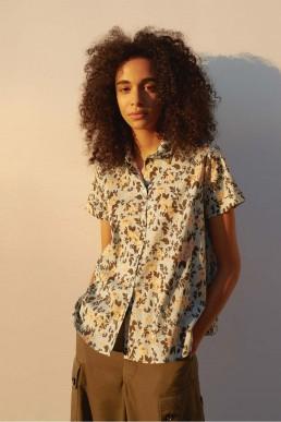 Camisa estampado floral Semicouture