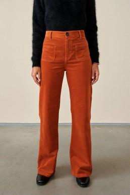 Pantalón de pana Bellerose