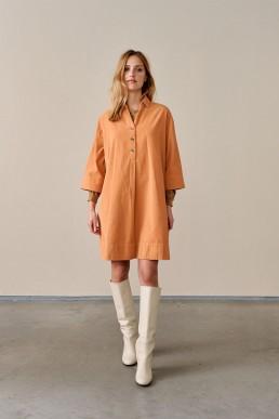 Vestido camisero Bellerose