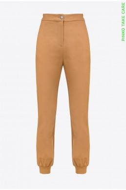 Pantalones jogger Pinko