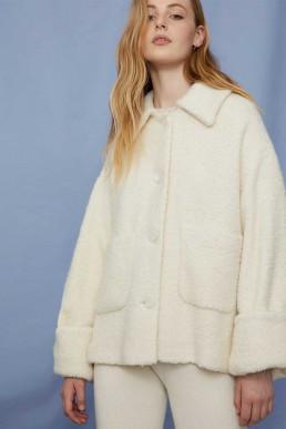 Chaqueta de lana Iblues