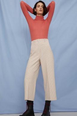 Jersey de canalé de lana Iblues
