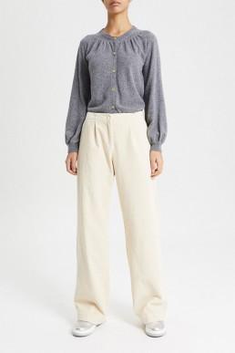 Pantalón de pana Semicouture